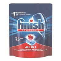 finish Pak met 25 vaatwasmachine tabs »All in 1«