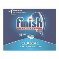 finish Pak met 32 vaatwasmachine tabs »Classic«