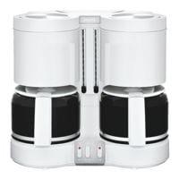 Krups Koffiezetapparaat »Duothek Plus« wit
