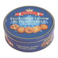 Boter koekjes Queen`s »Danish Butter Cookies«
