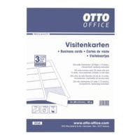 OTTO Office Visitekaartjes