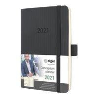 SIGEL Week-notitie agenda »Conceptum 2021 A6 Soft«