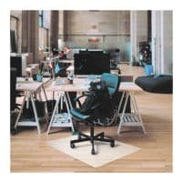 bureaustoelmat voor harde vloeren, polypropyleen, rechthoek 117 x 90 cm, Floortex Revolutionmat