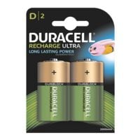 Duracell Oplaadbare batterijen »Standard« Mono / D / HR20