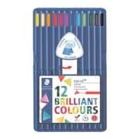 STAEDTLER Etui van 12 kleurpotloden »ergosoft«
