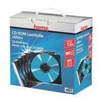 Hama Cd-/dvd-/blu-ray-hoesjes »Slimline«