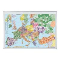 Franken Kaart van Europa