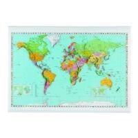 Franken Wereldkaart