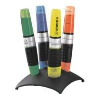 4x STABILO Markeerstift Luminator®, schuine punt