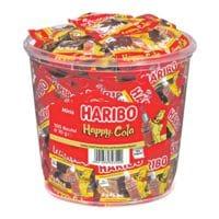Haribo Fruitsnoepjes »Happy Cola«