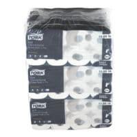 Tork Toiletpapier 110316 Premium 3-laags, extra wit - 72 rollen (9 pakken à 8 rollen)