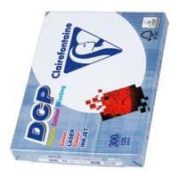 Papier voor kleurenlaserprinters A4 Clairefontaine DCP - 125 bladen (totaal)