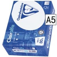 Multifunctioneel printpapier A5 Clairefontaine 2800 - 500 bladen (totaal)