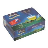 Meßmer Groene thee »Profi Line« zakjes voor een kopje, geen enveloppe, pak met 100