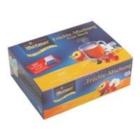 Meßmer Vruchtenthee »Profi Line« zakjes voor een kopje, zakjes zonder envelopje, pak met 100