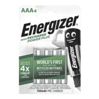 Energizer Batterijen »Power Plus« Micro / AAA / HR3