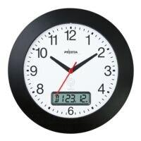 Peweta Uhren Radiogestuurde wandklok 51.170.312 Ø 30 cm