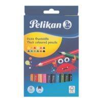 Pelikan Kleurpotloden (4 mm stift)