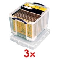 Really Useful Box 3x opbergbox 35L