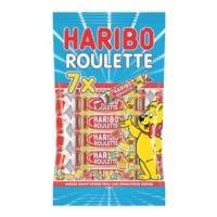 Haribo Vruchtengums »Roulette« 7 x 25g