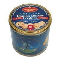 Deense Buttercookies
