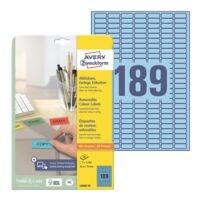 Avery Zweckform Pak van 3780 gekleurde etiketten