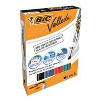 BIC Pak van 4 whiteboardmarkers »Velleda 1781«