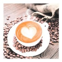 Papstar Servetten »Coffee«