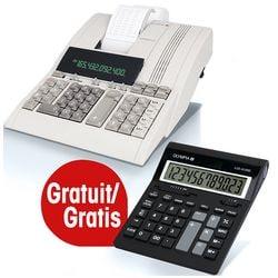 Olympia Printende bureaurekenmachine »CPD-5212« incl. bureaurekenmachine »LCD 612 SD«