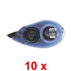 10x OTTO Office Wegwerp correctieroller Mr. Roller, 4,2 mm / 8,5 m