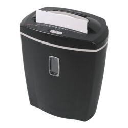 papiervernietiger GENIE 580 XCD zwart, Veiligheidsklasse 4, snippers (4 x 18 mm) tot 8 bladen