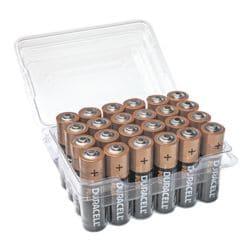 Duracell Pak met 24 batterijen  »PLUS Power« Mignon / AA / LR06
