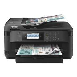 Epson WorkForce WF-7710DWF All-in-one-printer, A3+ Kleuren inkjetprinter, met WLAN en NFC en LAN