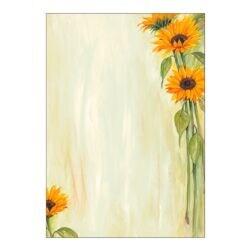 Sigel Motiefpapier »Zonnebloemen«