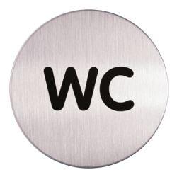 Durable Pictogram »WC«