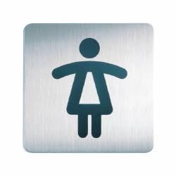 Durable Pictogram »WC Dames«
