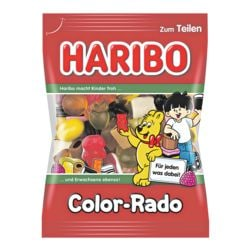 Haribo Fruitgoms »Color-Rado«