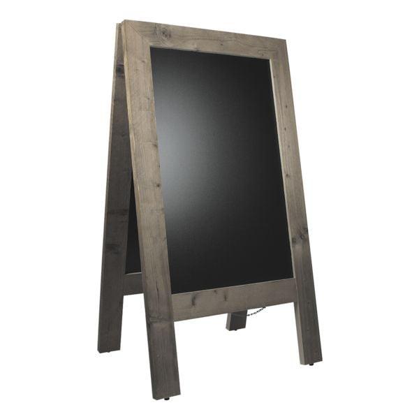 update displays Reclamebord »Krijtbord vintage«