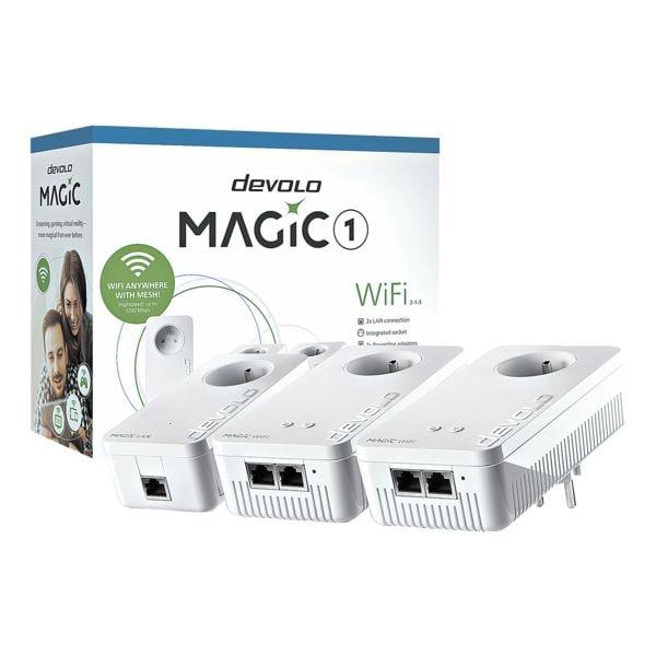 DEVOLO »Magic 1 WiFi 2-1-3« Multiroomkit
