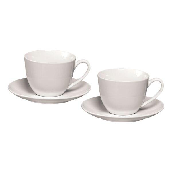 Ritzenhoff & Breker Cappuccino-set »Bianco«