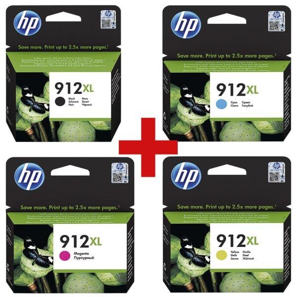 HP Inktpatroon HP 912XL - 3YP34AE