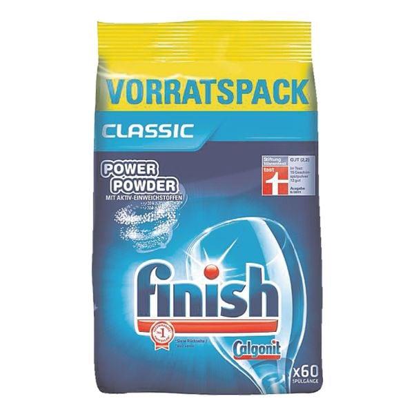 finish Vaatwasmiddel  »finish Classic Powder«