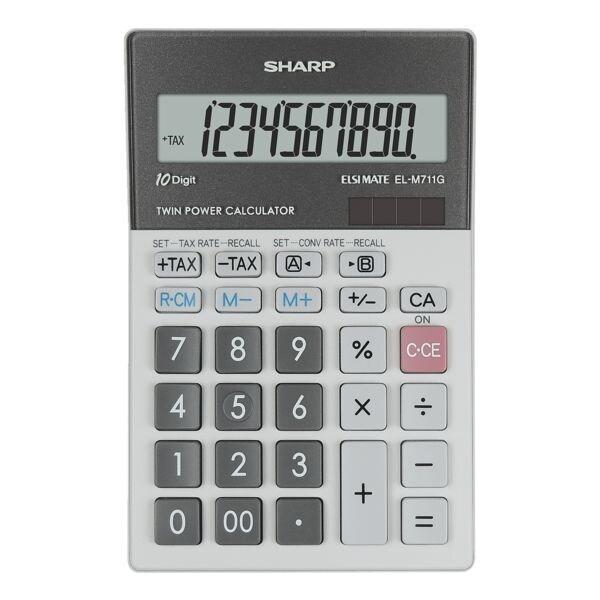 Sharp Bureaurekenmachine »EL-M711G«