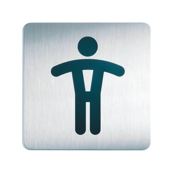 Durable Pictogram »WC Heren«