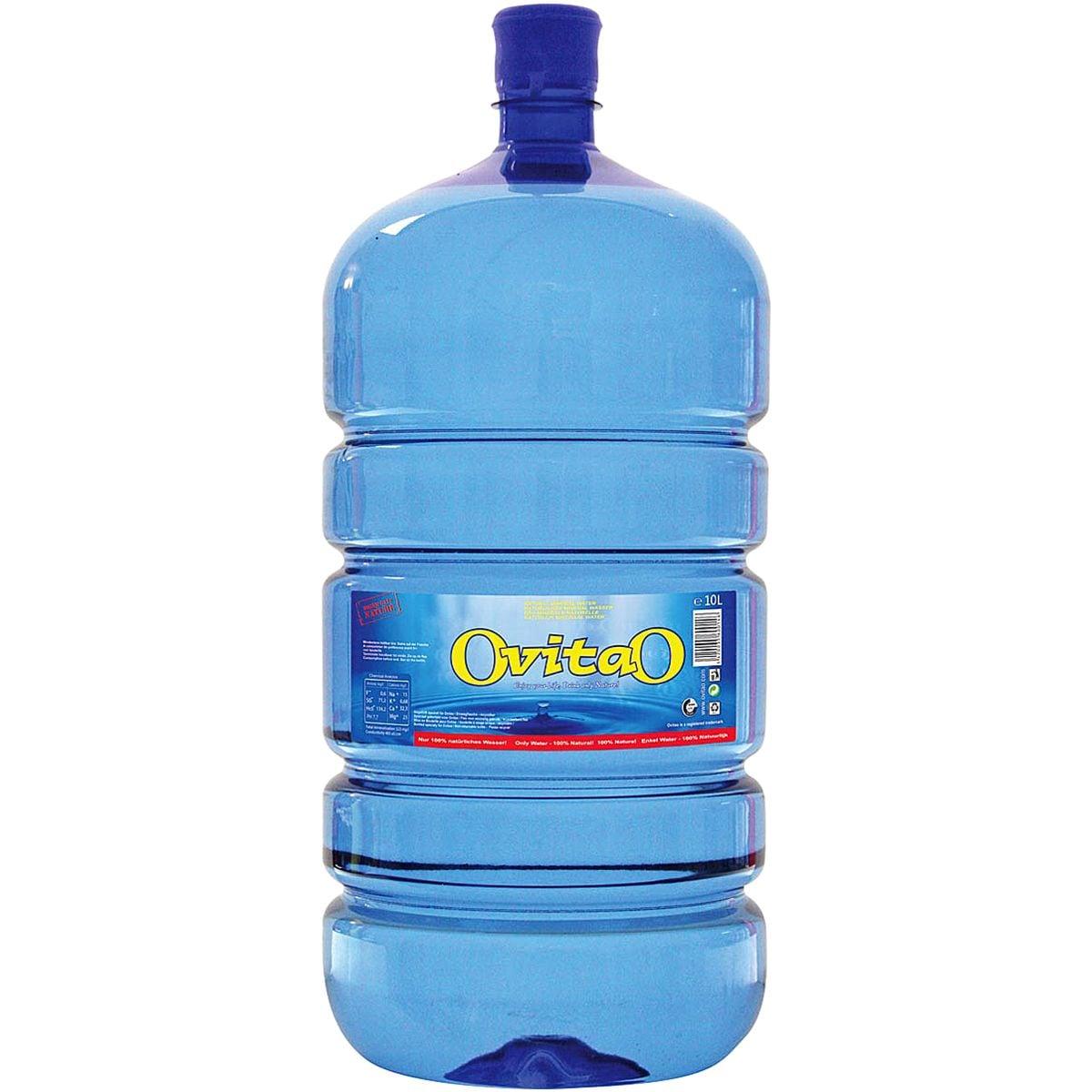OvitaO Eau pour fontaine d'eau