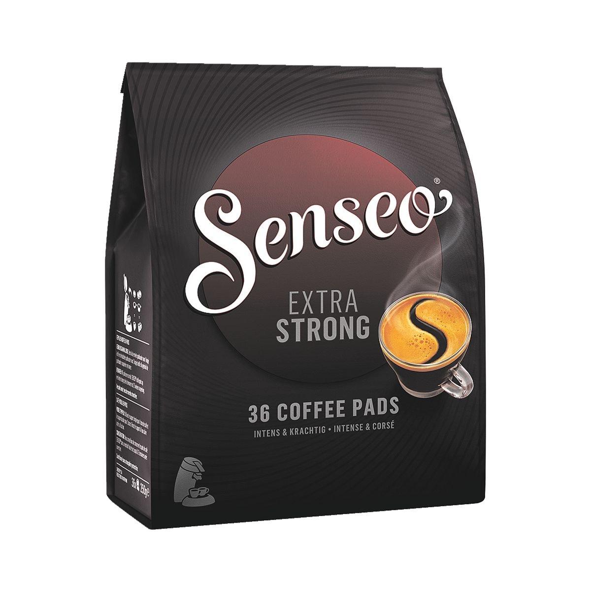 Senseo Pads de café « Extra Strong »