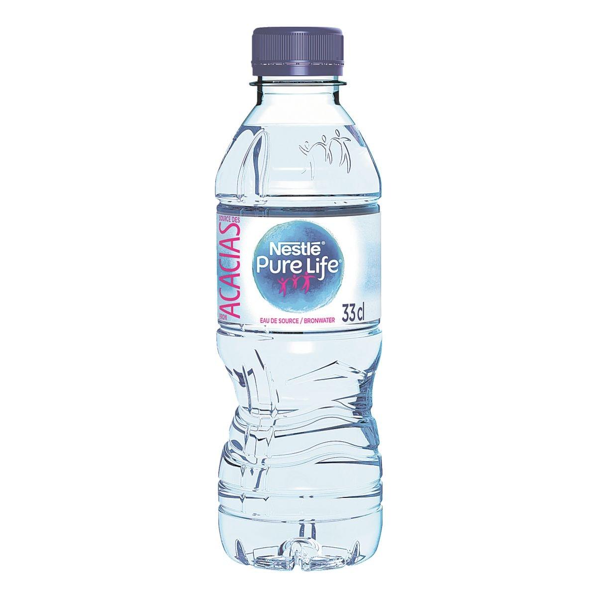 Nestle Eau minérale « Pure Life » sans gaz, 330 ml