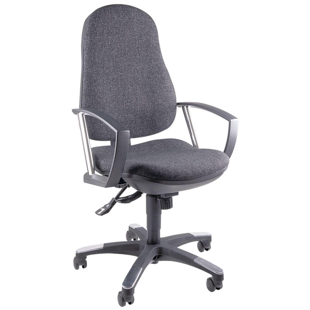 chaise si 232 ge de bureau topstar 187 trend 10 171 sans