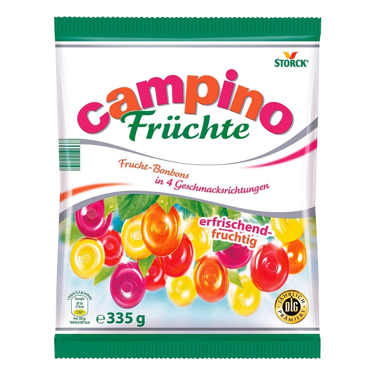 Storck Bonbons « Campino Früchte »