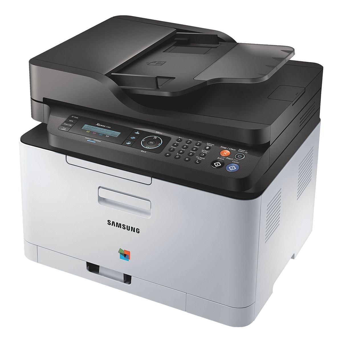 Samsung Imprimante multifonction « Xpress C480FN »